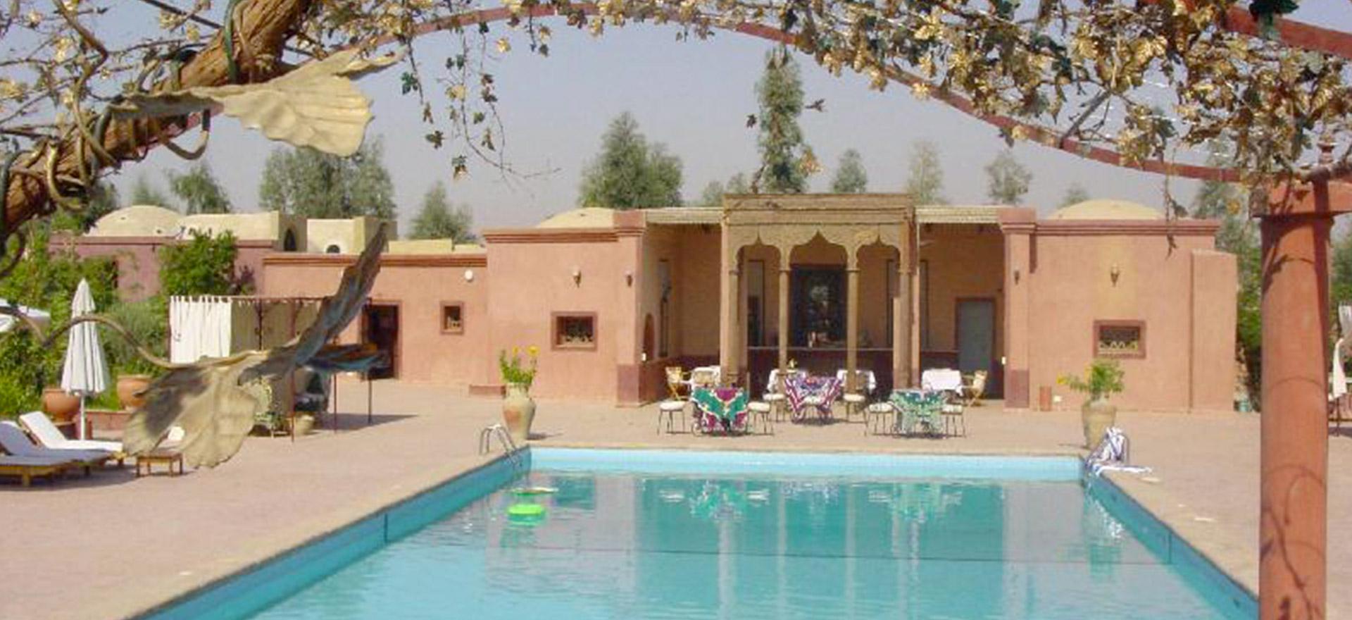 """Voir la page de l'établissement """"Al Moudira Hotel – Luxor"""""""