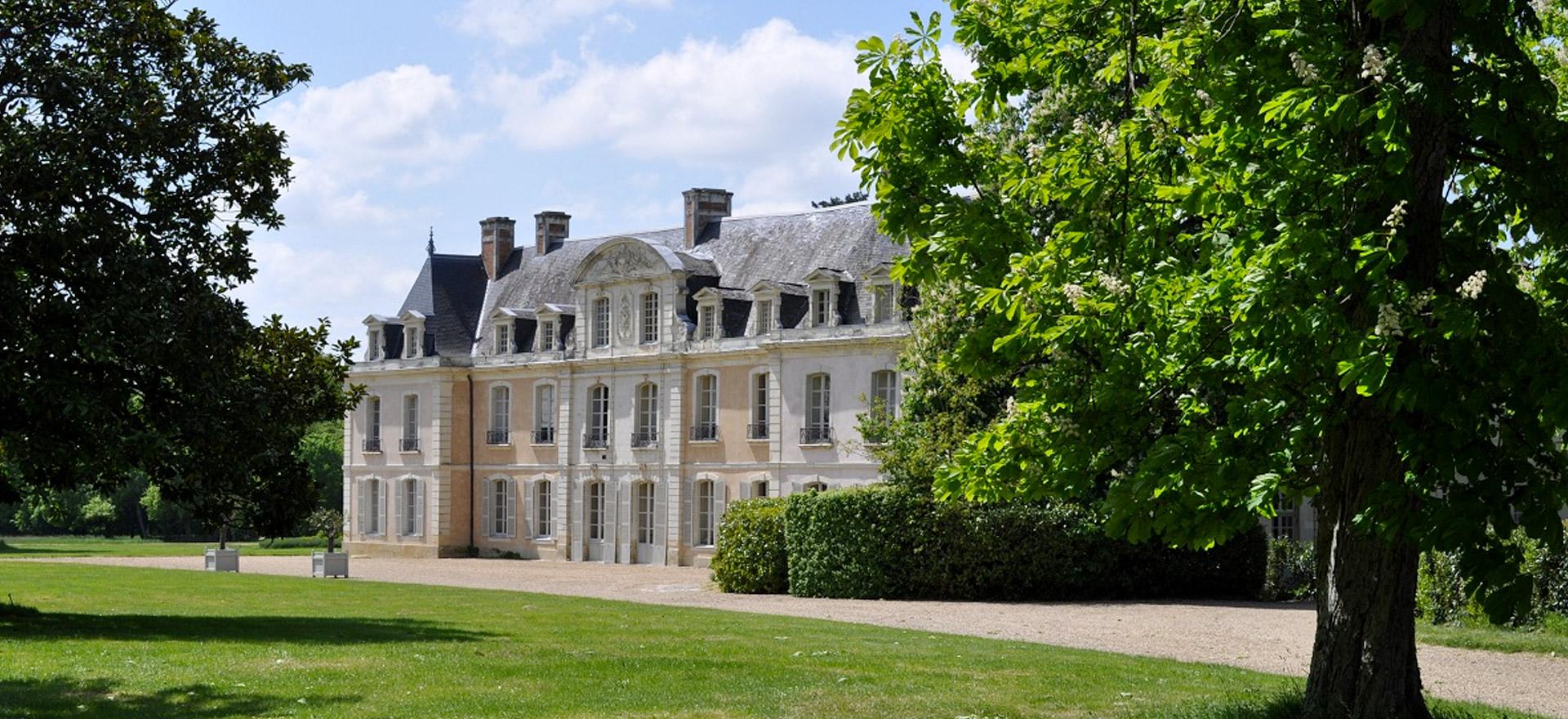"""Voir la page de l'établissement """"Château des Briottières"""""""