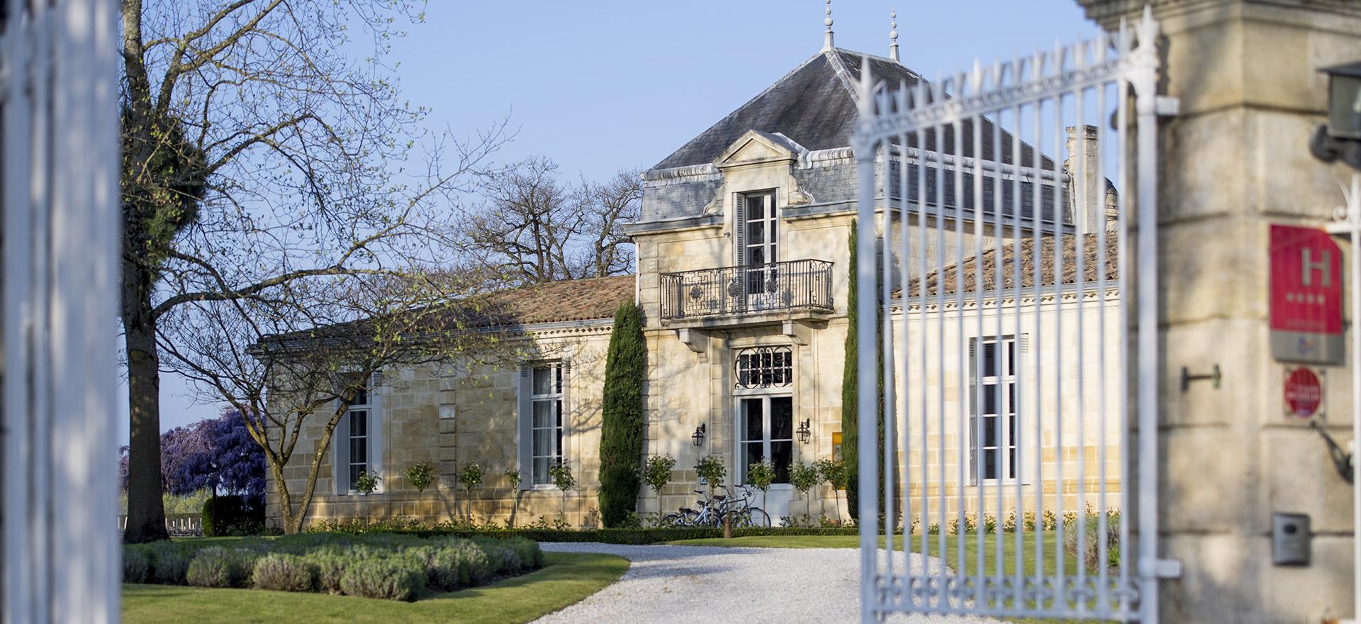 """Voir la page de l'établissement """"Château Cordeillan-Bages"""""""