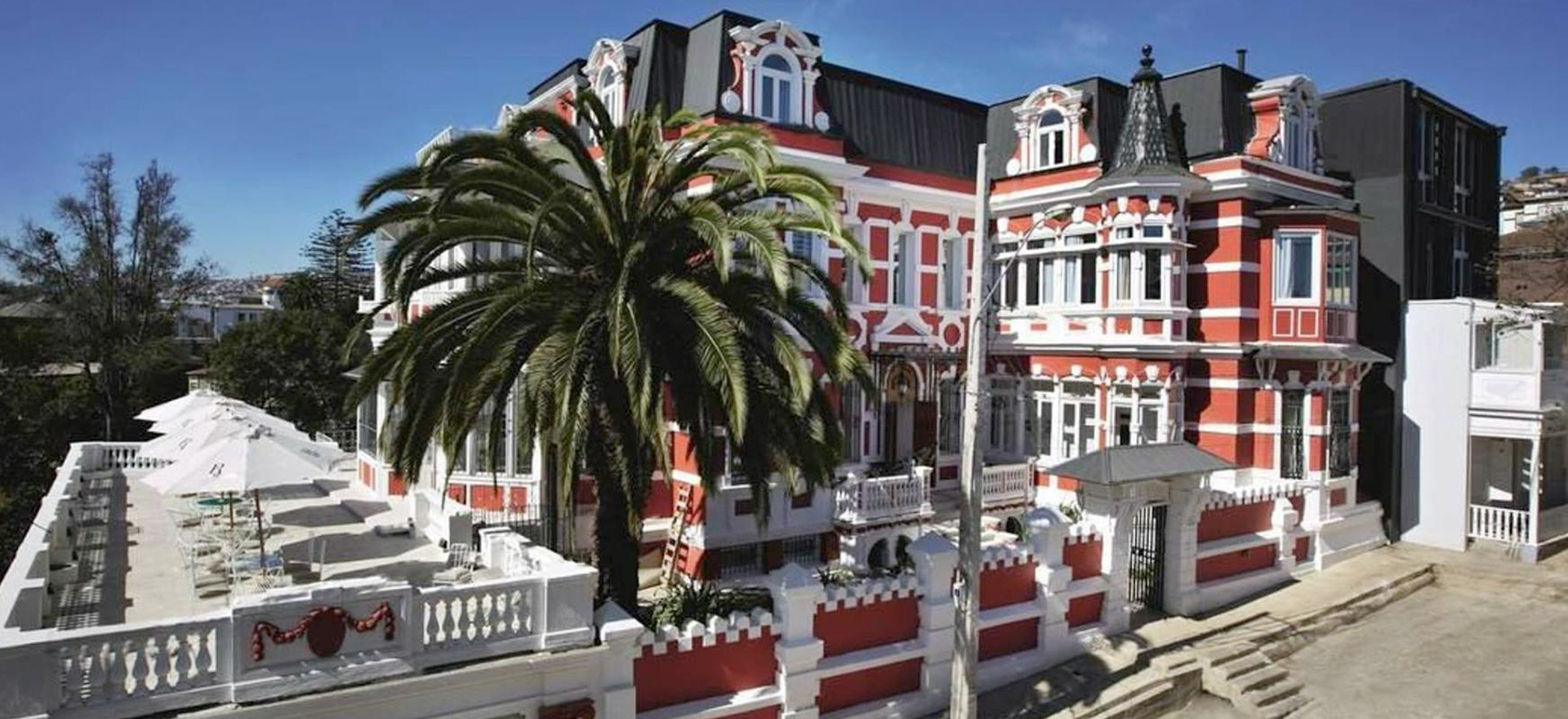 "Voir la page de l'établissement ""Hotel Palacio Astoreca"""