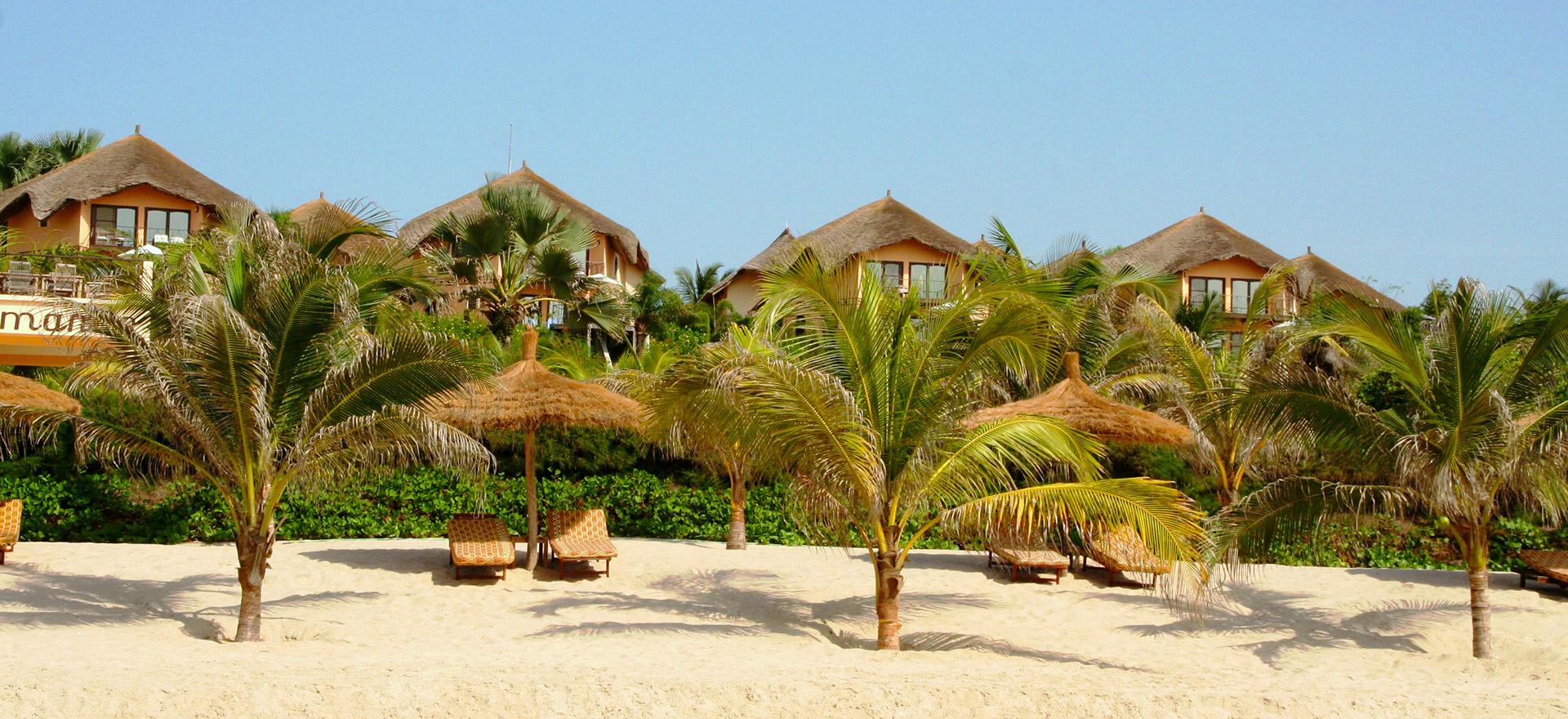 """Voir la page de l'établissement """"Les Alizes Beach Resort"""""""