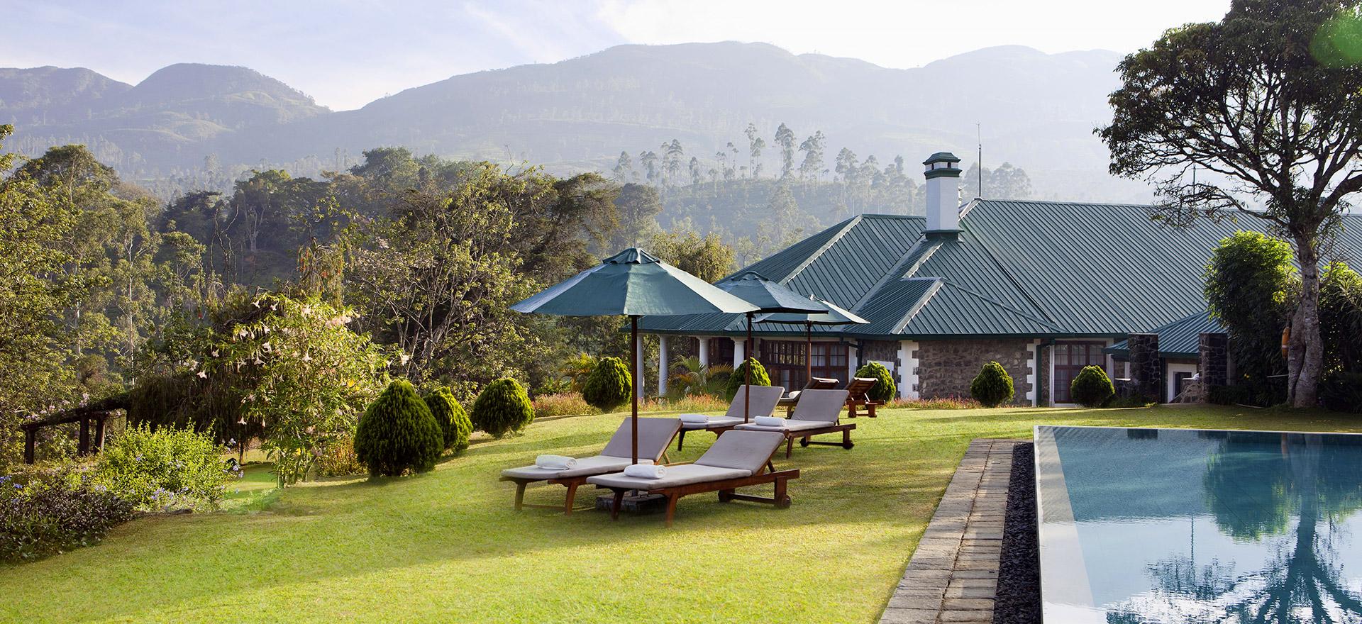 """Voir la page de l'établissement """"Ceylon Tea Trails"""""""