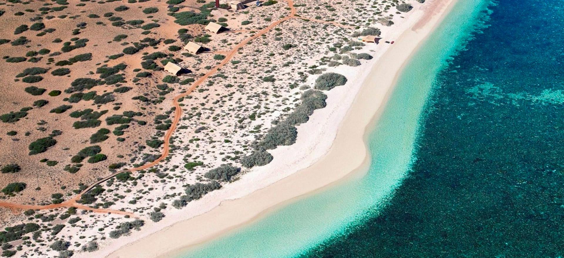 """Voir la page de l'établissement """"Sal Salis Ningaloo Reef"""""""