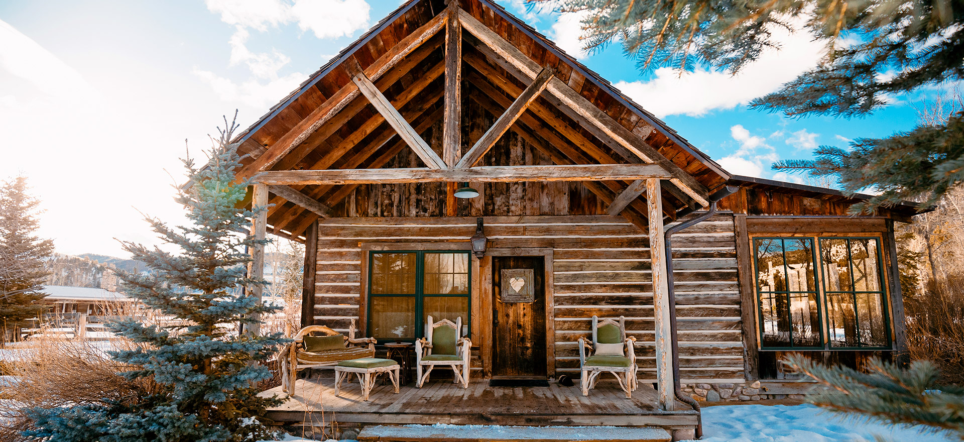 """Voir la page de l'établissement """"The Ranch at Rock Creek"""""""