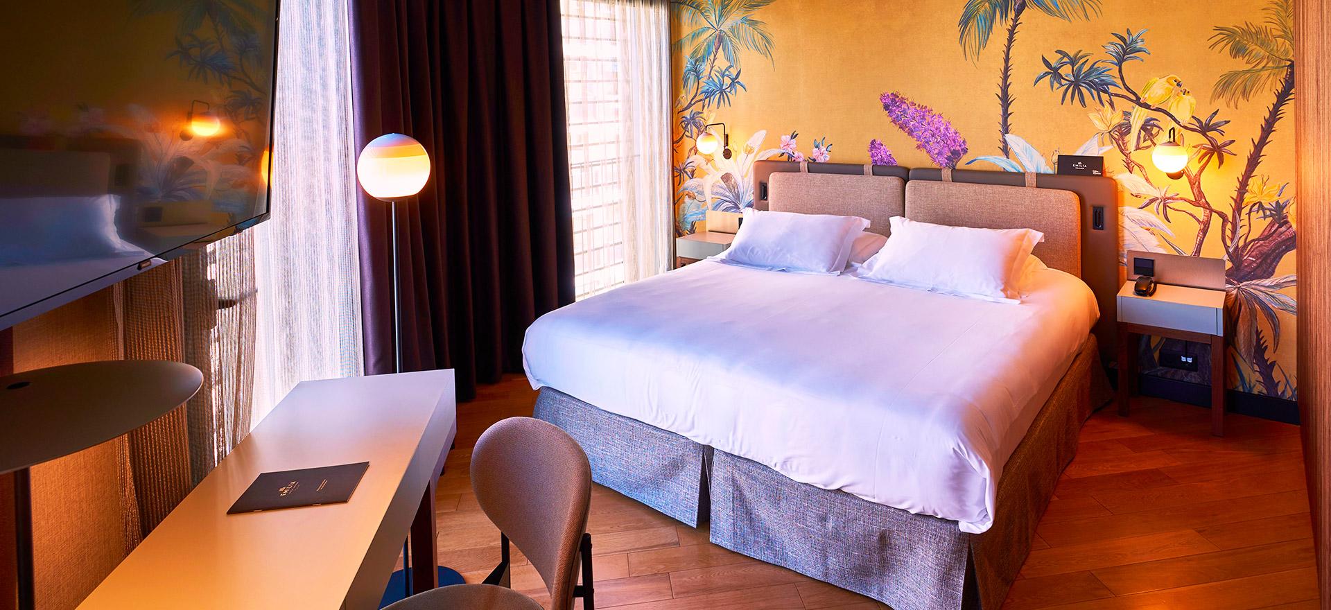 """Voir la page de l'établissement """"Hotel Villa Emilia Barcelona"""""""