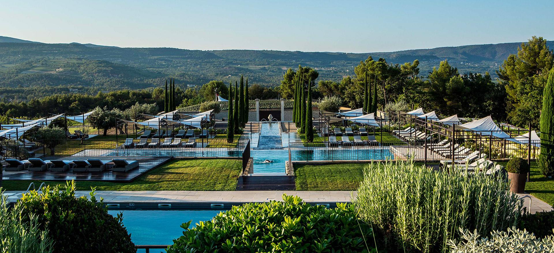 """Voir la page de l'établissement """"Coquillade Provence Resort & Spa"""""""