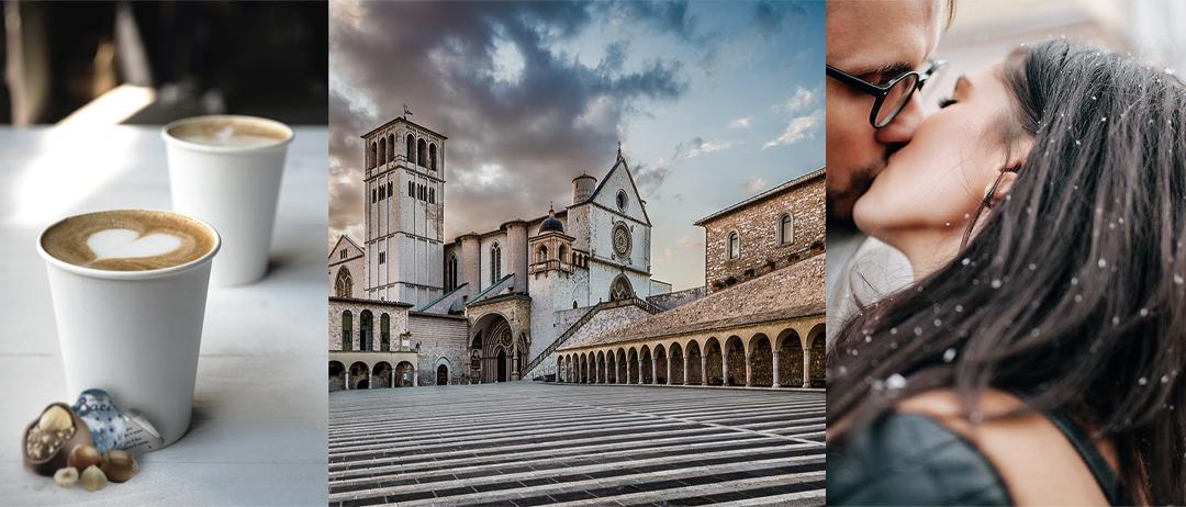 Et pour finir notre tour du monde, arrêtons-nous en Italie, la destination du romantisme par excellence