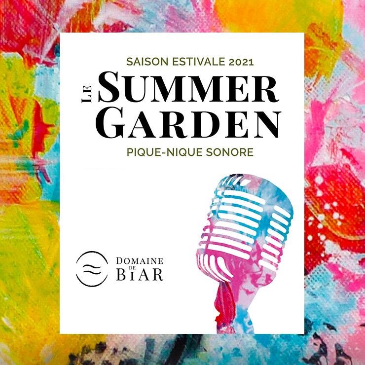 "Image d'illustration de l'offre ""The Summer Garden"""