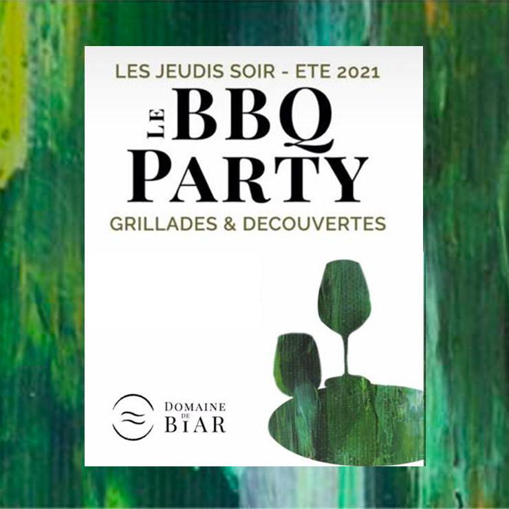 """Image d'illustration de l'offre """"The BBQ Party"""""""
