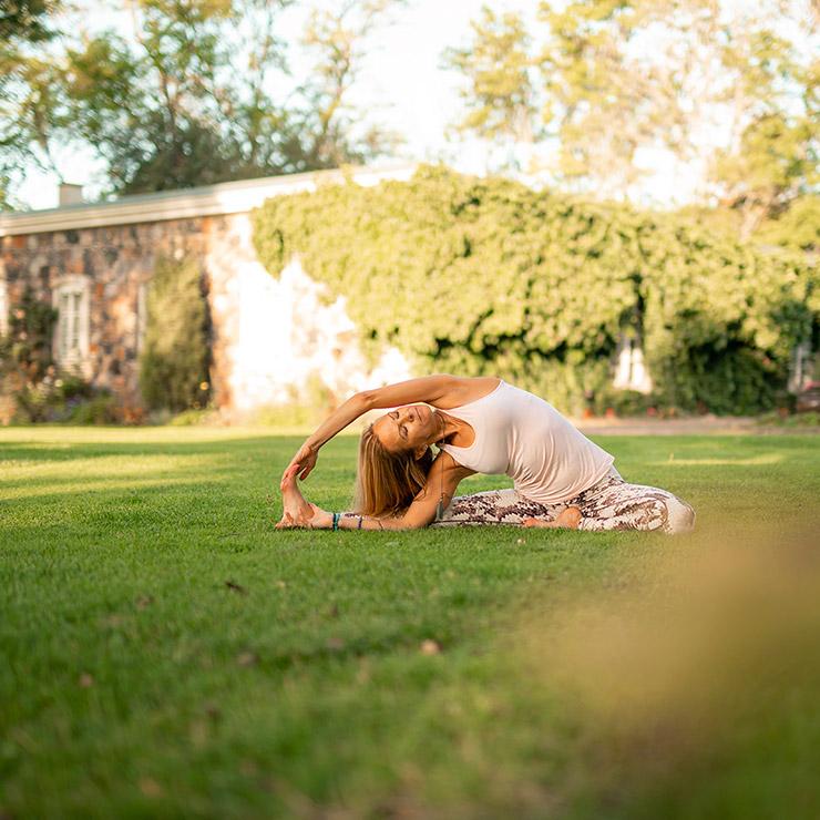 """Image d'illustration de l'offre """"Retreate de Yoga à Pädaste"""""""