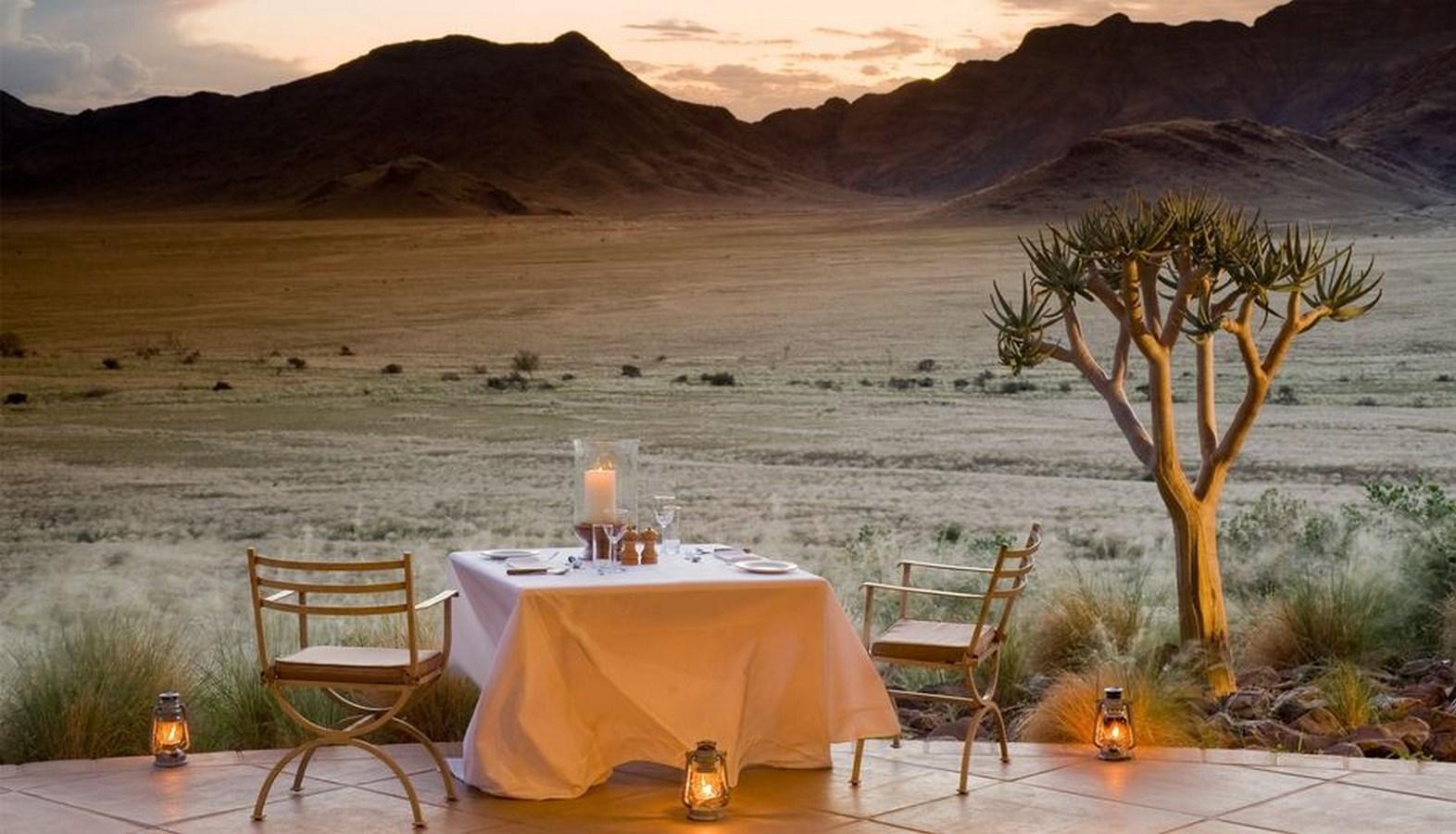 """Voir la page de l'établissement """"andBeyond Sossusvlei Desert Lodge"""""""