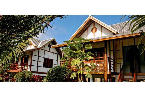 """Voir la page de l'établissement """"Muang La Resort"""""""