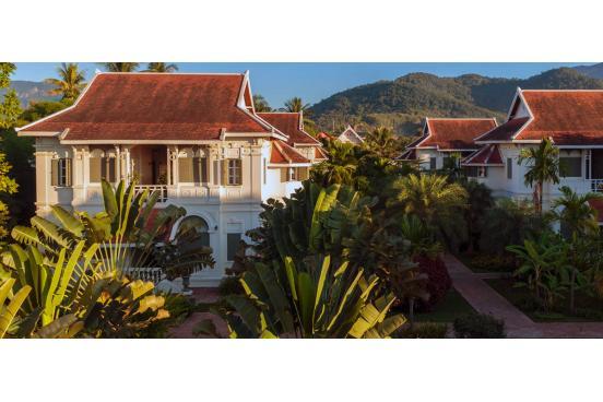 """Voir la page de l'établissement """"The Luang Say Residence"""""""